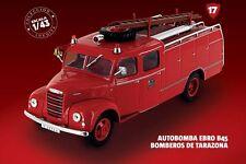 Truck  Autobomba Ebro B45,Bomberos de Tarazona,Zaragoza ESPAÑA SPAIN IXO 1:43