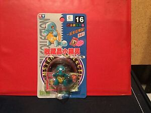 # 16Pokemon squirtle Tomy  Pocket Figure Monster 1998