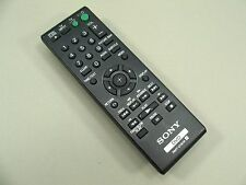Sony Dvd Remote Control ~ Rmt-D197A ~ Tested Works & Looks Great