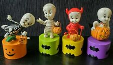 2005 Casper Ghost Halloween Push Up Toy Set - Pop Up Toys - Collectibles