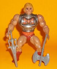 MOTU LOT He-Man Masters Of The Universe BATTLE ARMOR HE-MAN FIGURE