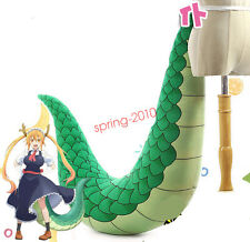 Miss Kobayashi's Dragon Maid Tohru Huge Inflatable Tail Cosplay Soft fleece Tail