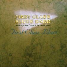 Karen Carroll & Big Jay McNeely  First Class Bluesband