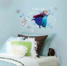Disney FROZEN 144 Peel & Stick Wall Decals- Headboard Mural Alphabet Included