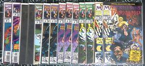 Darkhold Lot of 14 comics! (#1-13) 1992 Marvel Comics Midnight Sons Ghost Rider
