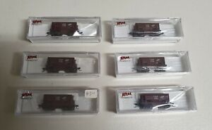Atlas No. 32124 N Scale CNW Ore Car #113514 | 6 Pack (All Car numbers Identical)