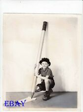 Mickey Rooney as Mickey McGuire VINTAGE Photo