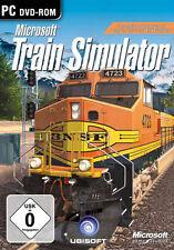PC Computer Spiel ***** Microsoft Train Simulator ***********************NEU*NEW