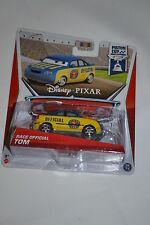 2013 DISNEY PIXAR CARS RACE OFFICIAL TOM 18/18 PISTON CUP VHTF !!