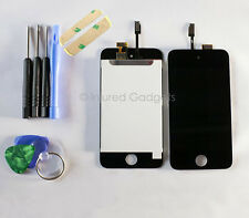 LCD Digitizer Glass Touch Screen Assembly Replacement for iPod Touch 4th Gen 4G
