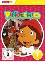 PINOCCHIO DVD 1 (TV-SERIE)  DVD NEU