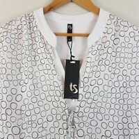 [ TS TAKING SHAPE ] Womens Isabelle Shirt Top NEW RRP$139.95   Size AU 20