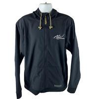 Drift Creek Men's XL Jacket Sportsman Full Zip Long Sleeve Wind Breaker Hoodie