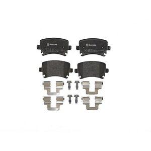Brembo OE Rear Brake Pad Set For Audi S3 8P
