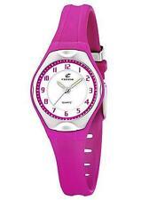 Lässige Armbanduhren aus Edelstahl mit Kunststoff-Armband