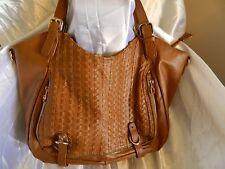 Big Budda Brown Shoulder Bag