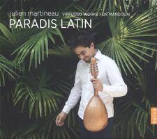 Julien Martineau-Paradis Latin CD NEUF