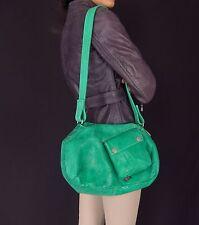 $750.00 Genuine Belstaff Leather Brough Shoulder Bag NWT Purse