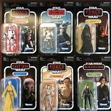 "Star Wars S2 Vintage Collection 2018 Wave 1 (17) Set of 6 3.75"" Figure In STOCK"