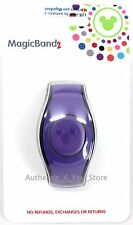 NEW 2018 Disney Parks PURPLE Magic Band 2 Link It Later MagicBand 2.0 Linkable