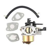 Carburetor Carb Fit For HONDA GX160 5.5HP 6.5 HP GX200 + Fuel Pipe Gasket Engine