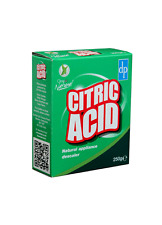 Acide citrique 250g-Dri pak ltd multi purpose descaler nettoyage & linge
