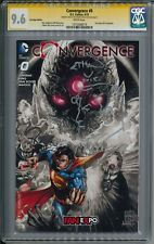 Convergence #0 Fan Expo Edition CGC SS 9.6 Signed and Remark by Ethan Van Sciver