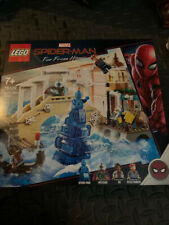 LEGO 76129 Marvel Spiderman Venice Hydro Attack Rare Retired Set New Sealed