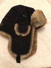 1d631fc5839 Barts Womens Bomber Soft Faux Fur Trapper Hat