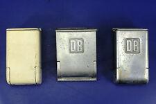Konvolut originaler --- ASCHENBECHER --- aus einem DB-Reisezugwagen