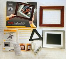 "USE ANY FRAME*HiRES*TOUCH*COMPLETE Kodak EasyShare D830 8"" Digital Picture Frame"