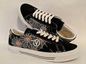 Vans New UA Sid Printed Spider Web/Black Men Size USA 9 UK 8.5 EUR 42