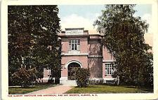 Albany, New York, Albany Institute, Historical and Art Society - Postcard (K)