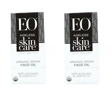 2 EO Products Argan Face Oil - Organic - Ageless - 1 oz -