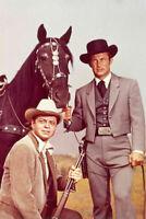 Wild Wild West Robert Conrad Ross Martin Set of 5 Glossy Photos 4x6