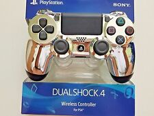 SONY PS4 CHROME SILVER CONTROLLER, .... BRAND NEW