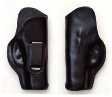 Turtlecreek Leather IWB Holster CZ 75 Compact L w/ Rails  - RH & Fixed Clip