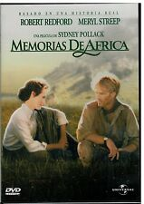 Memorias de Africa (DVD Nuevo)