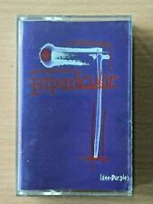 DEEP PURPLE Perpendicular PHILIPPINES Paper Label CASSETTE TAPE