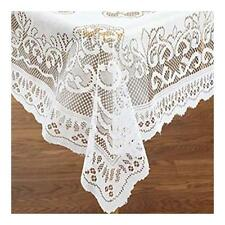 "LACE TABLECLOTH RECTANGLE (60"" X 104"")"