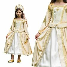 Girls Regal Countess Dress up Outfit Age 6-8 Years Travis Designs Costume