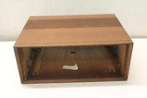 vintage wood case for Kenwood Cassette Deck Tuner ?? CHECK IT OUT