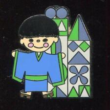 It's A Small World Japanese Boy Disney Pin 108570