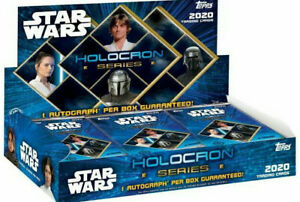 2020 Topps Star Wars Holocron Series Trading Cards You Pick Base Cards all sets