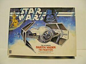 "Rare Vintage ""Denys Fisher"" '78 Star Wars ""Darth Vader's Tie-Fighter"" Kit.""Mint"""