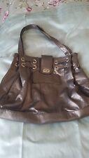 Soft Silver Ladies Handbag