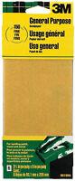 3M General Purpose Sandpaper Fine 150 Grit Aluminum Oxide Mineral Abrasive