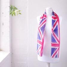 Bufandas y pañuelos de mujer de color principal azul 100% seda