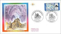 FRANCE - CATHEDRALE DE CHAMBERY -1996 - FDC