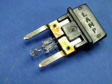 AO American Optical One-Ten MicroStar Microscope Lamp Housing Holder / Bulb 7388